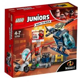 Inseguimento sul tetto di Elastigirl - Lego Juniors 10759