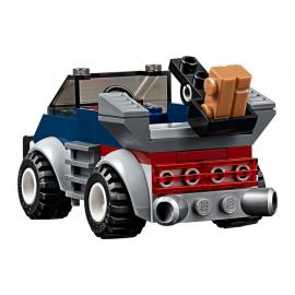 La grande fuga dalla casa - Lego Juniors 10761