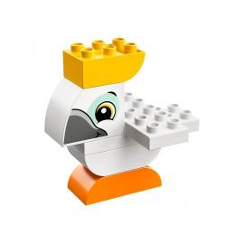 Il Treno degli Animali - Lego Duplo 10863