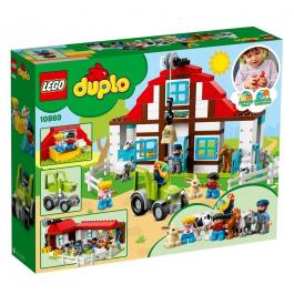Visitiamo la fattoria - Lego Duplo 10869