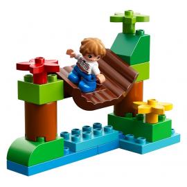 Lo zoo dei giganti gentili - Lego Duplo 10879