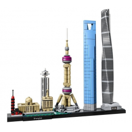 Shanghai - Lego Architecture 21039