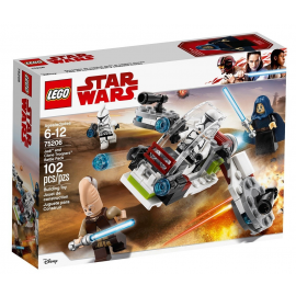 Battle Pack Jedi™ e Clone Troopers™ - Lego Star Wars 75206