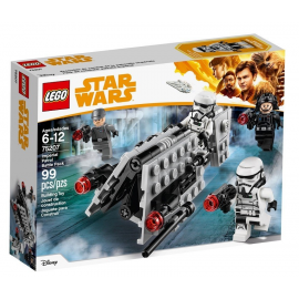 Battle Pack Pattuglia imperiale - Lego Star Wars 75207