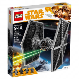 Imperial TIE Fighter™ - Lego Star Wars 75211