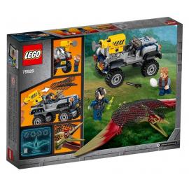 Inseguimento dello Pteranodonte - Lego Jurassic World 75926