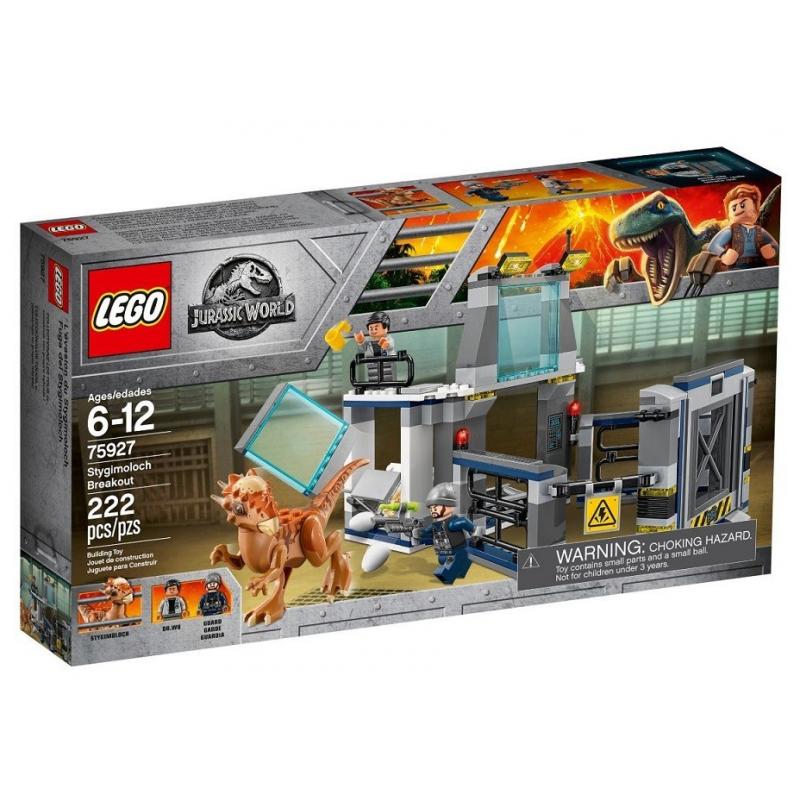 L'evasione dello Stygimoloch - Lego star Wars 75927