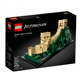 Grande Muraglia cinese - Lego Architecture 21041