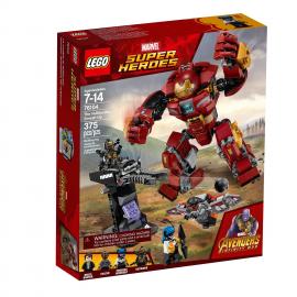 Duello con l'Hulkbuster - Lego Marvel Super Heroes 76104