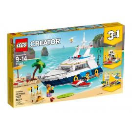 Avventure in mare - Lego Creator 31083