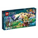 L'albero Elvenstar - Lego Elves 41196