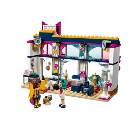 Il negozio di accessori di Andrea - Lego Friends 41344