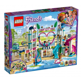 Il resort di Heartlake City - Lego Friends 41347