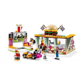 Il fast-food del go-kart - Lego Friends 41349