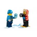 Mini-motoslitta artica - Lego City 60190