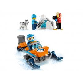 Team di esplorazione artico - Lego City 60191