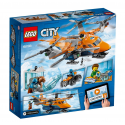 Aereo da trasporto artico - Lego City 60193