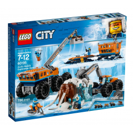 Base mobile di esplorazione artica - Lego City 60195