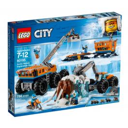 Base mobile di esplorazione artica - Lego City 60195