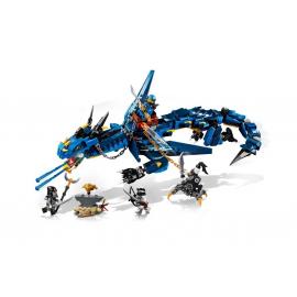 Dragone della tempesta - Lego Ninjago 70652