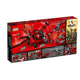 Dragone del destino - Lego Ninjago 70653