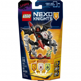 Ultimate Lavaria - Lego Nexo Nights 70335