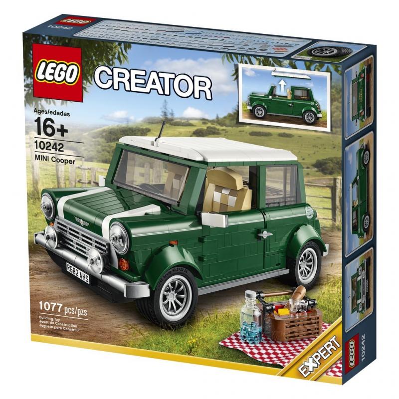 Mini Cooper - Lego Creator 10242