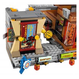 NINJAGO® City - Lego Ninjago Movie 70620