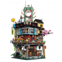 NINJAGO® City - Lego Ninjago Movie 70620