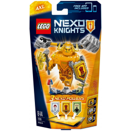 Ultimate Axl - Lego Nexo Nights 70336