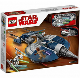 Speeder d'assalto del Generale Grievous - Lego Star Wars 75199