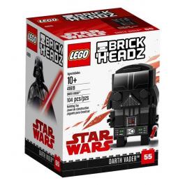 Darth Vader - Lego Brick Headz 41619