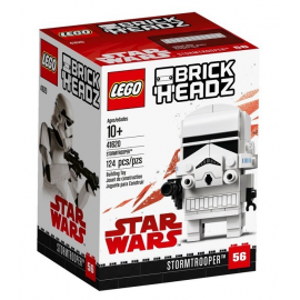 Stormtrooper - Lego Brick Headz 41620