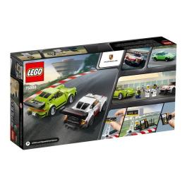 Porsche 911 RSR e 911 Turbo 3.0 - Lego Speed Champions 75888