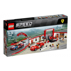 Garage Ferrari - Lego Speed Champions 75889