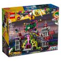 Il maniero di The Joker - Lego Batman movie 70922