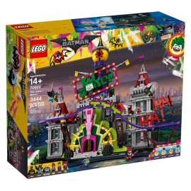Il maniero di The Joker - Lego Batman movie 70922