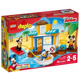 La casa sulla spiaggia di Topolino e i suoi amici - Lego Duplo 10827