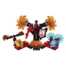 Ultimate Generale Magmar - Lego Nexo Nights 70338