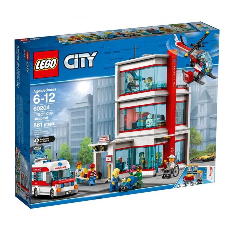 Ospedale di LEGO City - Lego City 60204