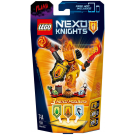 Ultimate Flama - Lego Nexo Nights 70339