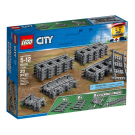 Binari - Lego City 60205