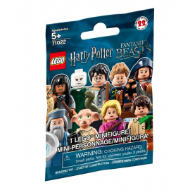 Minifigures Harry Potter e gli Animali fantastici - Lego 71022