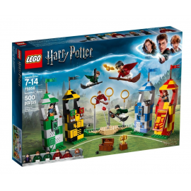 Partita di Quidditch - Lego Harry Potter 75956