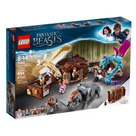 La valigia delle creature magiche di Newt - Lego Fantastic Beasts 75952