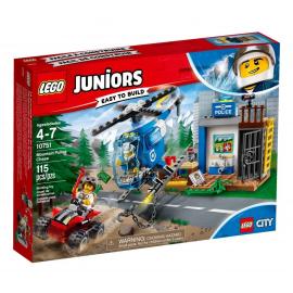 Inseguimento della polizia di montagna - Lego Juniors 10751