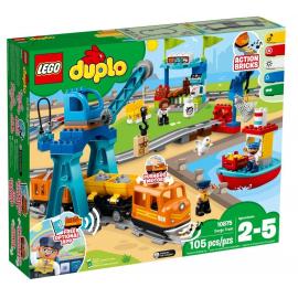 Il grande treno merci - Lego Duplo 10875