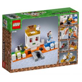 L'Arena del Teschio - Lego Minecraft 21145