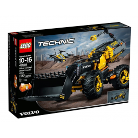 Volvo Ruspa gommata ZEUX - Lego Technic 42081