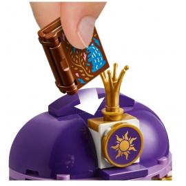 La cameretta nel castello di Rapunzel - Lego Disney 41156
